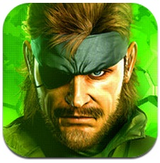 『METAL GEAR SOLID SOCIAL OPS』アイコン