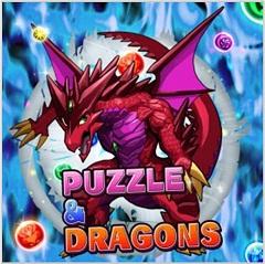 「パズル&ドラゴンズ」 メインビジュアル